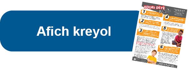 Afich Kreyol