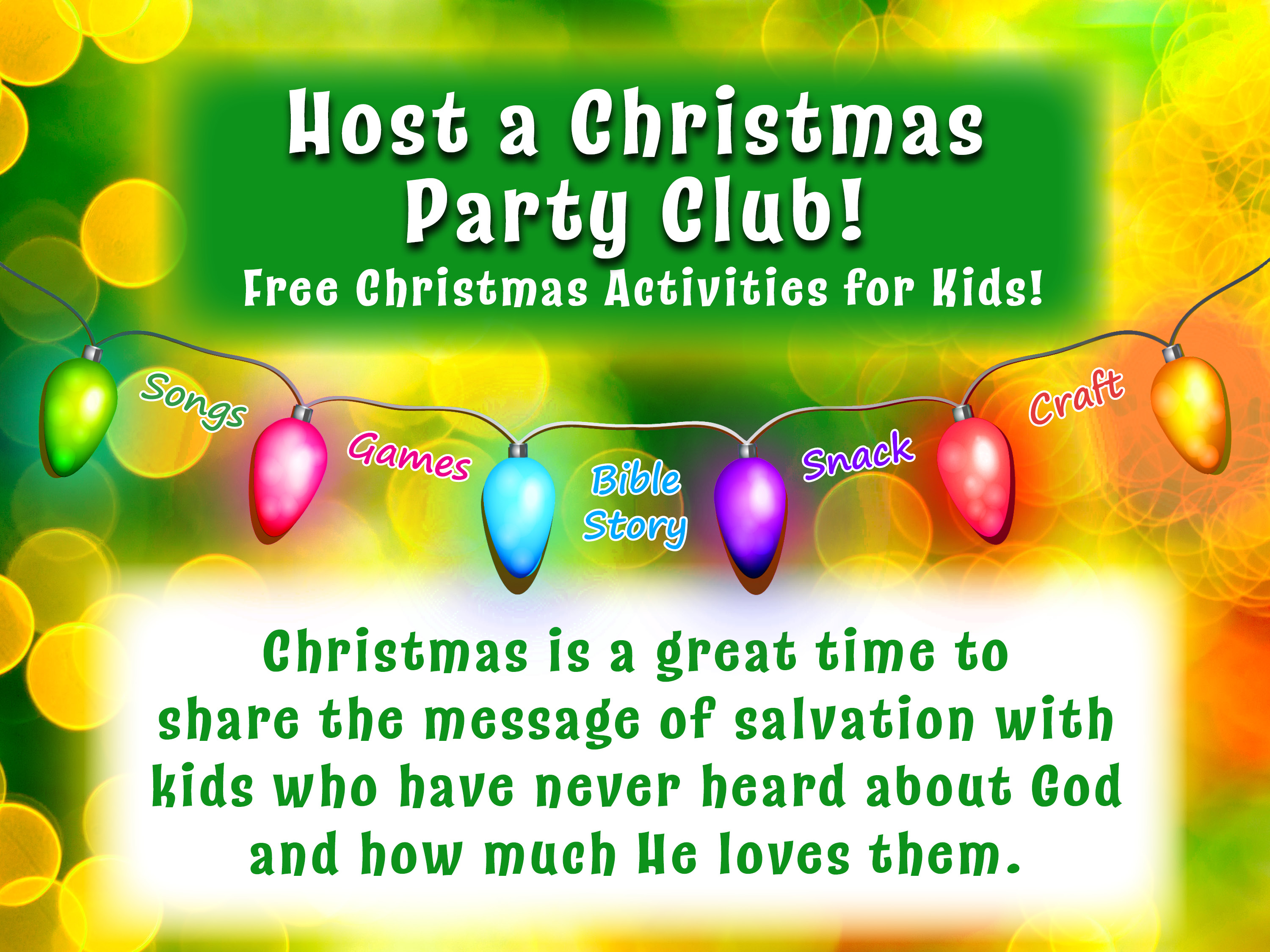 Christmas Party Club