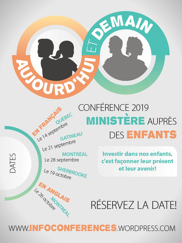 Conference Reservez la date