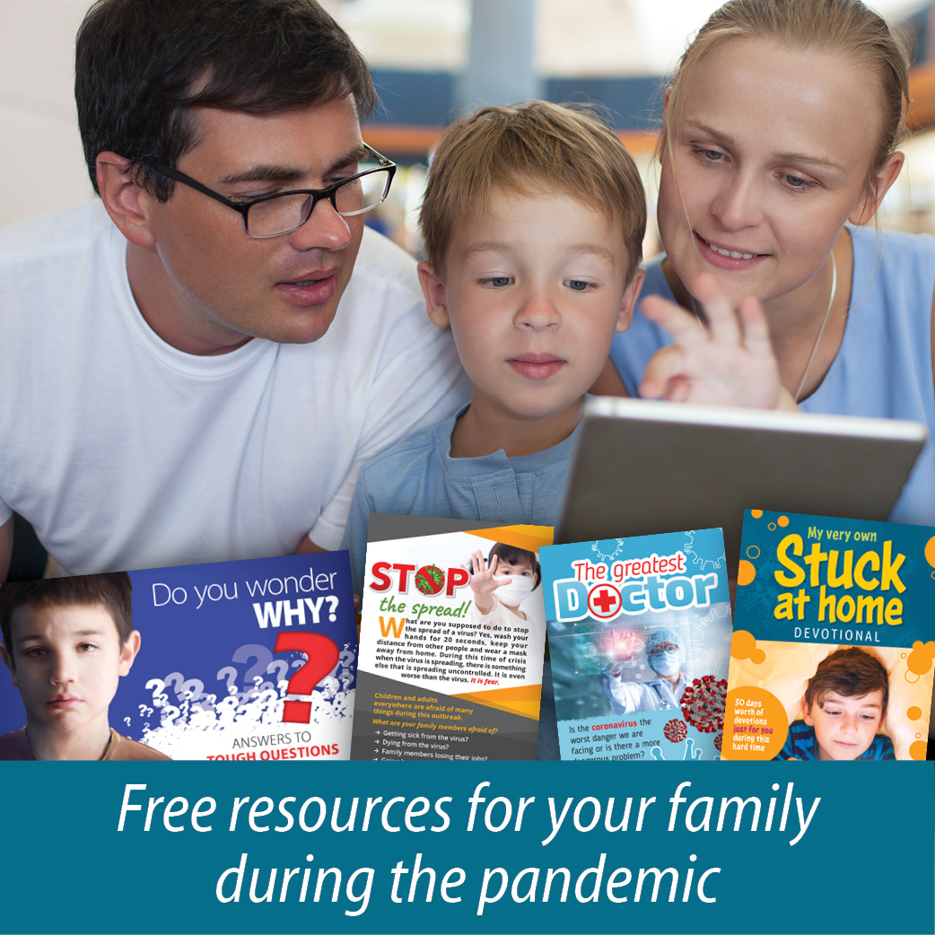 Free resources for your family during the pandemic