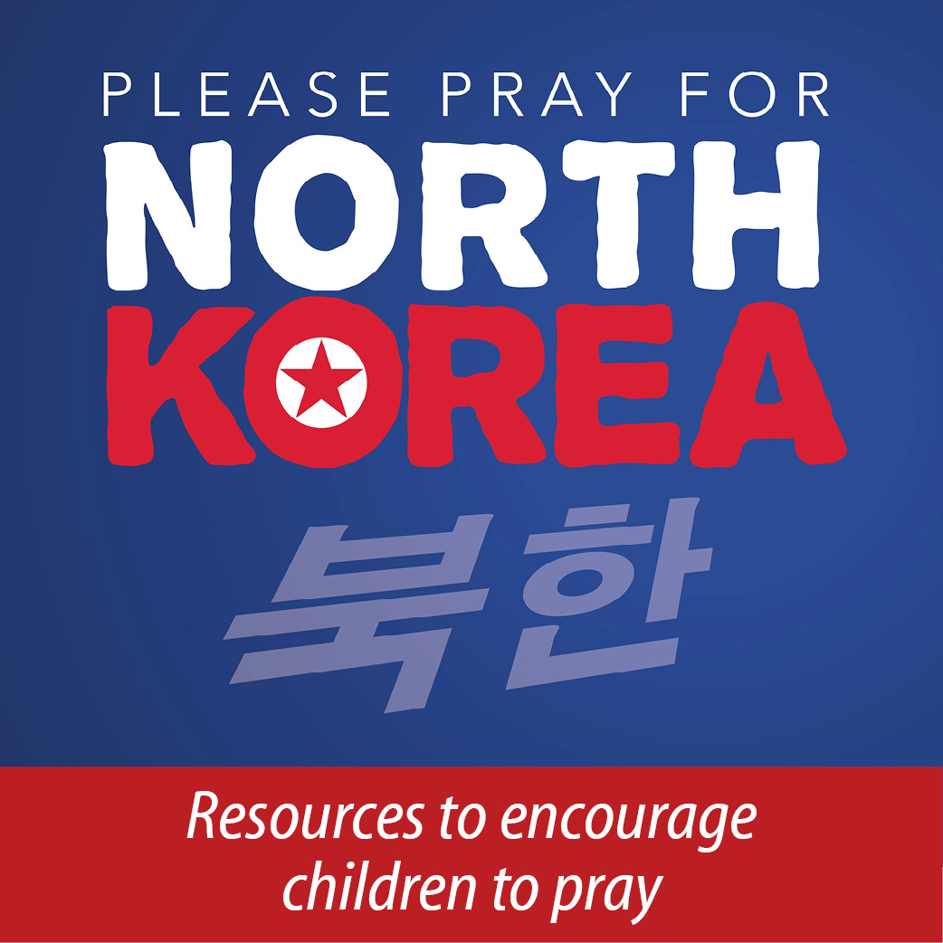 Pray for North Korea