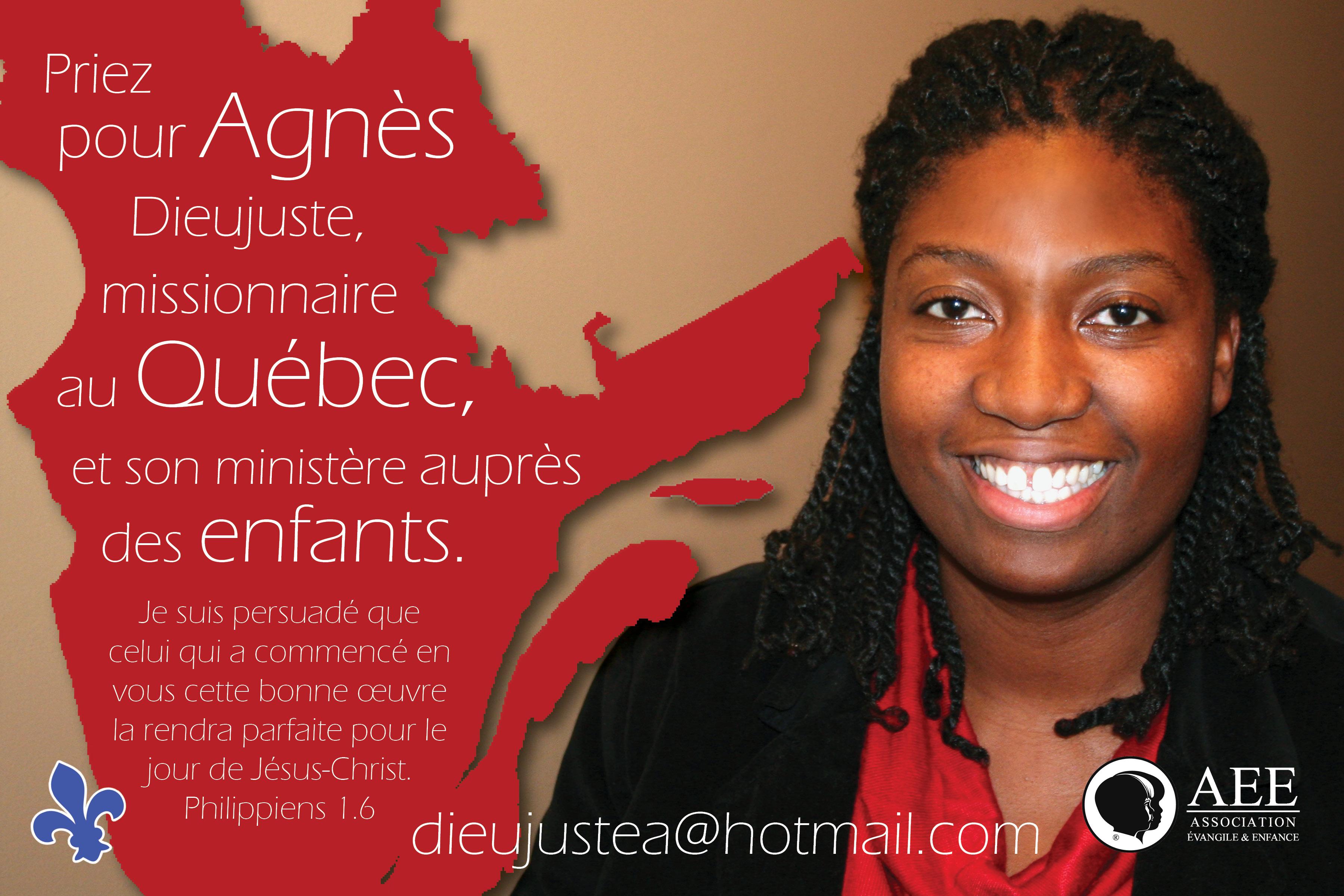 Agnès Dieujuste