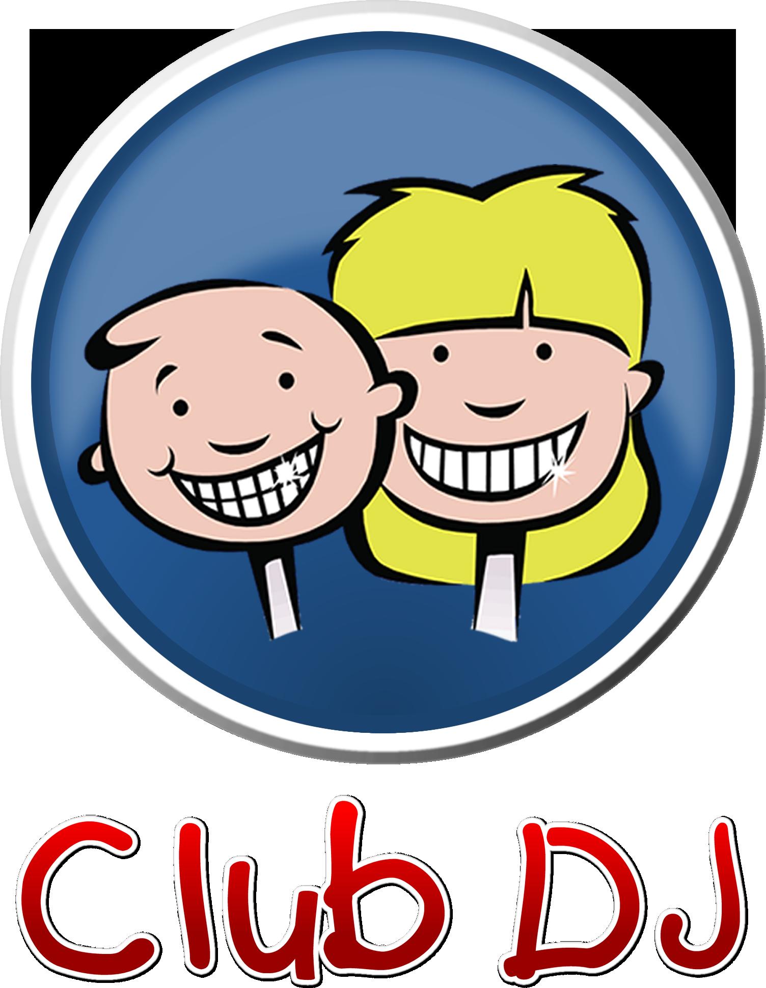 Club DJ logo