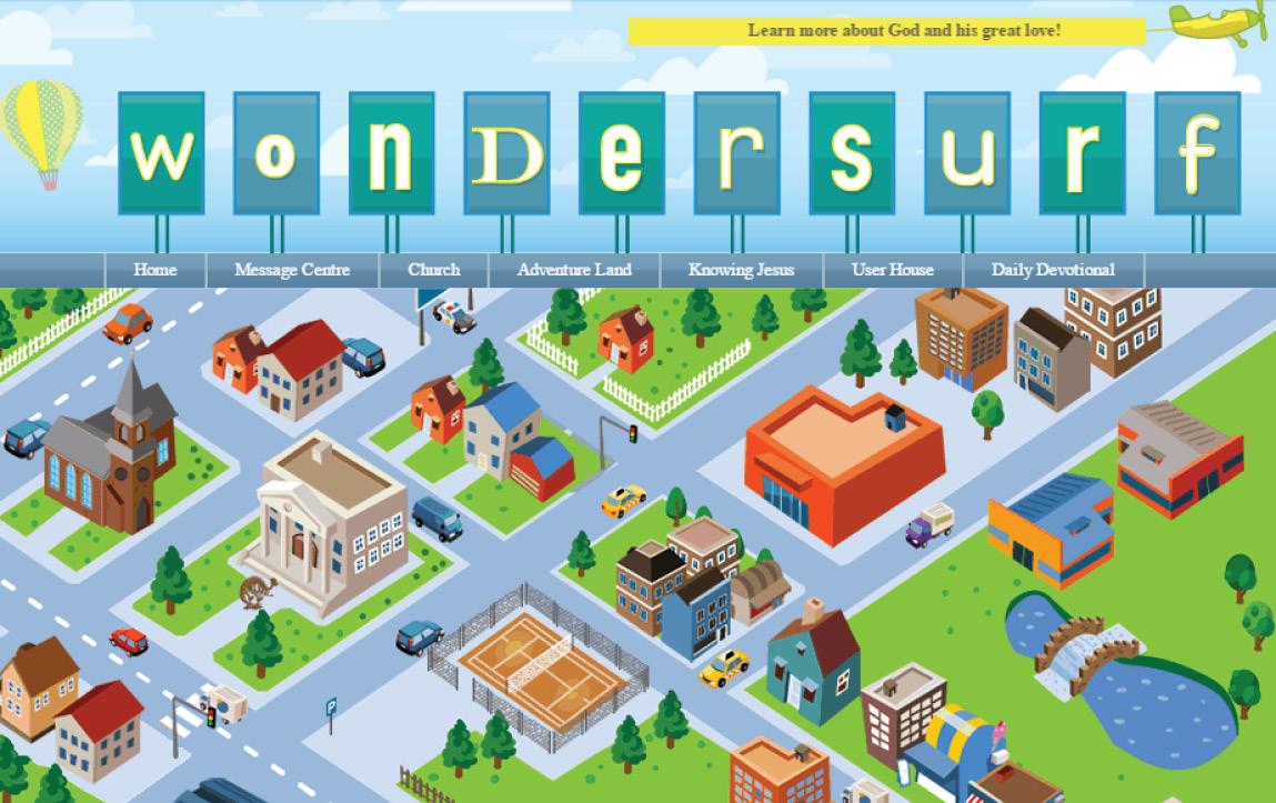 Wondersurf.com